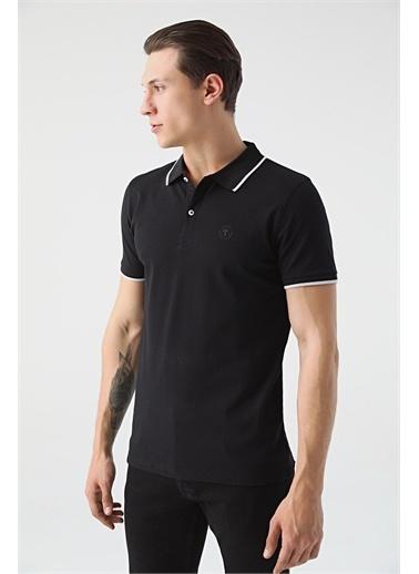 Tween Tween Nar Çiçeği T-Shirt Siyah